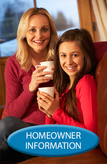 Homeowner Information